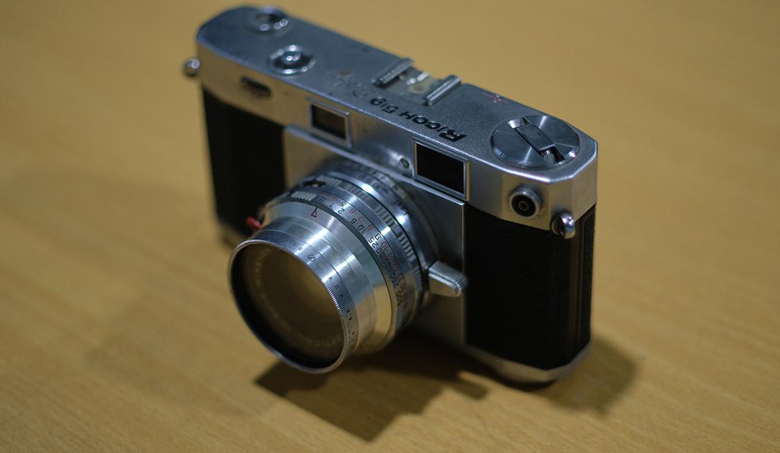 thu mua ống kính máy ảnh