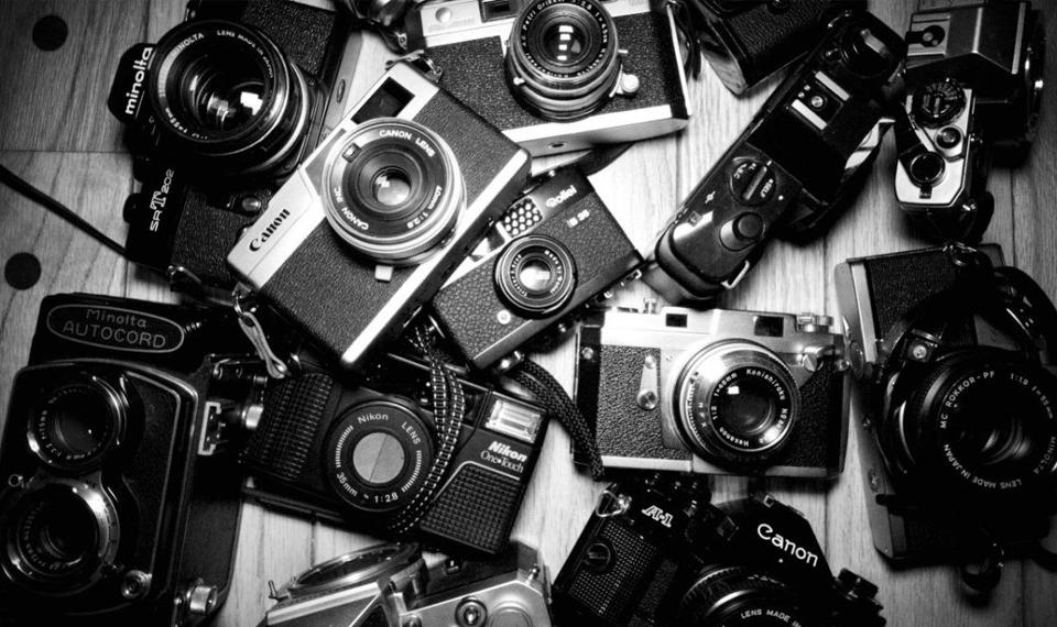 thu mua máy ảnh cũ